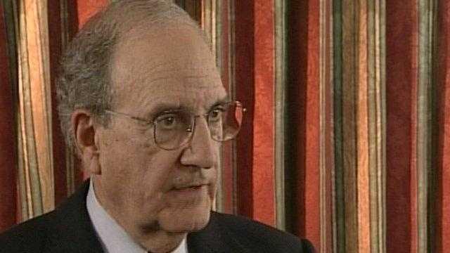 Sen. George Mitchell