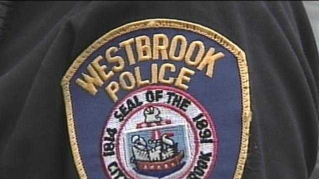 Westbrook Police Badge