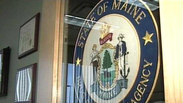 Maine Drug Enforcement Agency seal