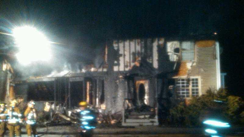 Windham Fire 1
