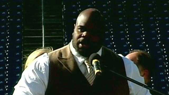 Vince Wilfork Send-Off Rally - 30326395