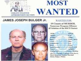 This wanted poster was released by the Massachusetts State Police