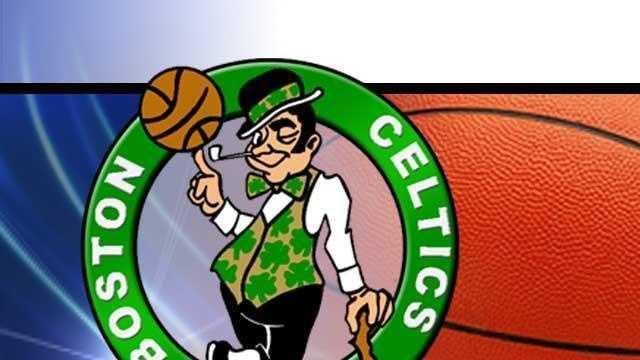 Celtics Logo In Graphic - 14016451