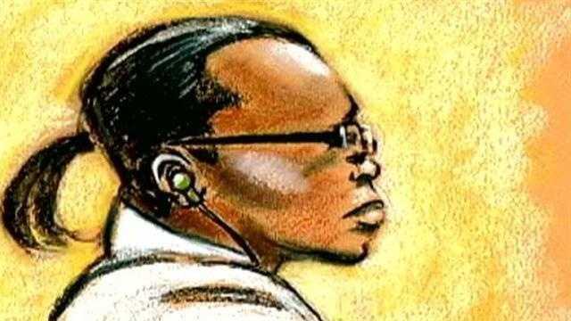 Beatrice Munyenyezi Friday Sketch