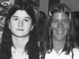 DIANA COMPAGNA AND ANNE PSARADELIS - On July 12, 1973 two fifteen-year-old girls from Merrimack, NH, Diane Compagna and Anne Psaradelis, went missing. They had been seen at Hampton Beach and were last seen hitchhiking in the direction of Merrimack late in the afternoon of July 12th. It was first thought that they had run away, but two months went by without any word from either girl. Their badly decomposed bodies were discovered on September 29, 1973 in the woods off of New Boston Road in Candia, NH. The area is within a short distance of Route 101 which is the road leading from Merrimack to Hampton Beach. The manner of death was undetermined because of the condition of the bodies but it is believed that the girls were strangled to death.