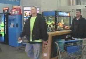 Theft ((Press Release)) The Concord Police Department is asking the public for their assistance in identifying the suspects in a recent theft of merchandise that occurred at a Concord business. The crime under investigation occurred on January 11th at approximately 2:50 pm at Walmart located at 344 Loudon Road. The suspects in this incident are white males. It is alleged that the suspects took a 46 inch Sanyo LCD television from the store without making a purchase. The value of the property stolen is in excess of $500.00. The suspects exited the store through the grocery area carrying the television. The suspects then placed the Sanyo television into the bed of a mid-sized pickup truck. The truck was described as being possibly dark green with doors that were painted a light blue. The Concord Police Department has recovered video surveillance from store security and is asking the public to assist in identifying individuals of interest depicted in the photograph. Anyone who has information relative to any criminal incident is asked to call the Concord Regional Crimeline at (603) 226-3100, or submit information online to the website at: ww.concordregionalcrimeline.com, or Txt TIP234 and their message to CRIMES (274637).  Crimeline awards cash to anyone whose information leads to the arrest and indictment of criminals. All tips remain anonymous.
