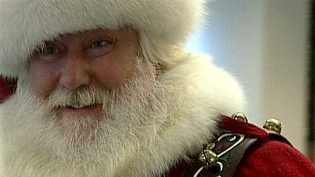 Santa Comes To NH To Help Make-A-Wish Program - 29877931