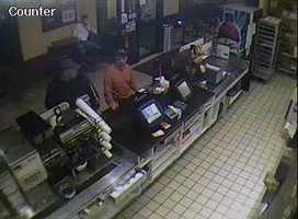 Burglary ((Press Release)) On April 11, 2011 at about 5:15 AM a burglary occurred at the Country Spirit Restaurant located on Maple Street in Henniker.  Video footage obtained during the investigation shows a 2007-2011 Chevrolet Silverado crew cab pickup color white entering the parking lot.  The driver stays in the vehicle and the passenger exits the vehicle and enters the restaurant.The vehicle exits the parking lot and travels to the Dunkin Donuts located on Route 202&9 in Henniker.  Video footage shows the vehicle enter the parking lot.  Two white males exit the vehicle and enter the Dunkin Donuts.  Evidence from the Country Spirit burglary was later recovered at the Dunkin Donuts. Taken from the Country Spirit was an undisclosed amount of cash.If you have any information about this crime, please contact the Henniker Police Department at 428-3213 or the Concord Regional Crimeline at 226-3100.  Anyone who has information relative to any criminal incident is asked to call the Concord Regional Crimeline at (603) 226-3100, or submit information online to the website at: www.concordregionalcrimeline.com, or Txt TIP234 and their message to CRIMES (274637).  Crimeline awards cash to anyone whose information leads to the arrest and indictment of criminals. All tips remain anonymous.