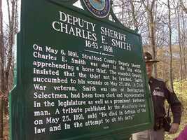 Deputy Sheriff Charles E. Smith
