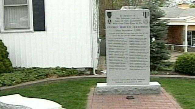 Hampton War Memorial