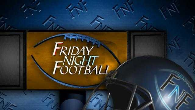 Friday Night Football 2008 Logo - 17402937
