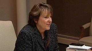 Sen. Sylvia Larsen
