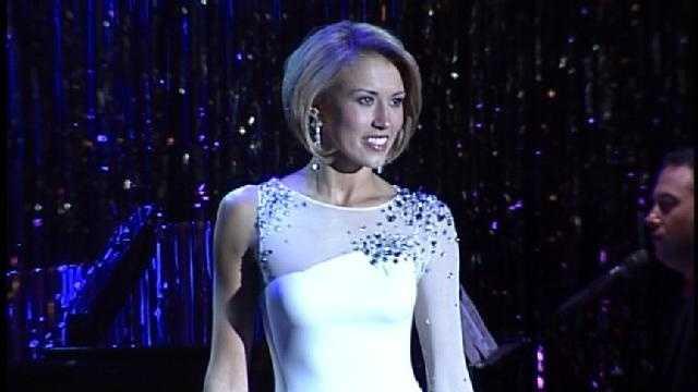 Miss New Hampshire Megan Lyman