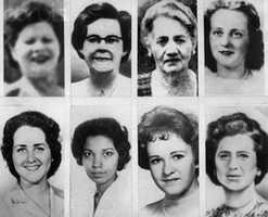 Between June 14, 1962 and January 4, 1964, 13 single women (between the ages of 19 and 85) were murdered in the Boston area.