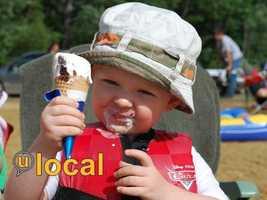#15 Slick's Homemade Ice Cream - 5316 Dartmouth College Hwy, Woodsville, N.H.