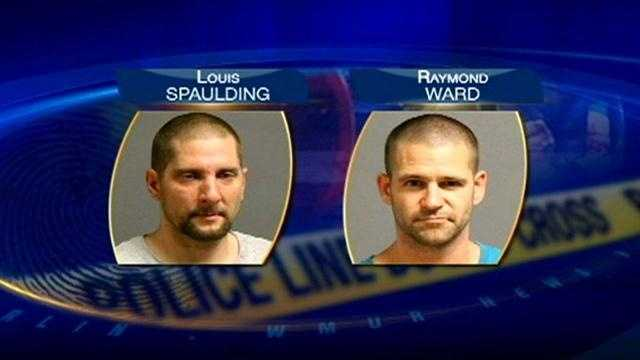 2 accused in fast food robberies