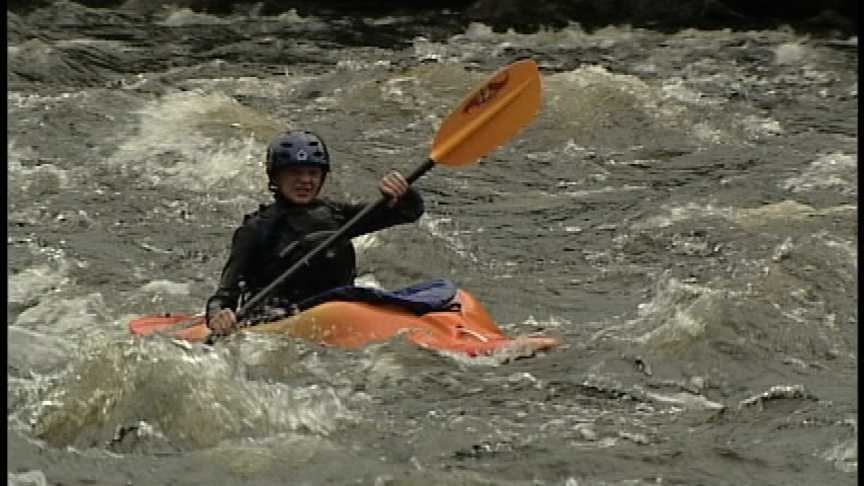 Monday July 30th: Northern Forest Canoe Trail