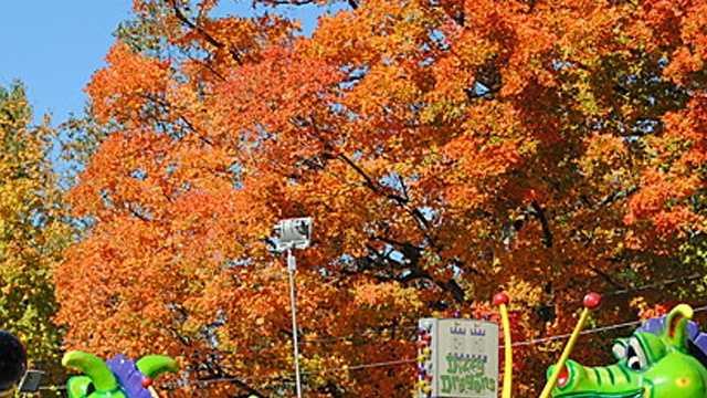 08.17 - WMUR - Fall Foliage