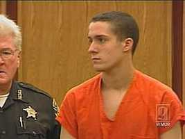 William Sullivan, of Connecticut, beat and stabbed Jeannie Dominico in her Nashua home in August 2003. Sullivan was dating Dominico's daughter and was upset because Dominico wouldn't let the two move in together. Dominico's daughter, Nicole Kasinskas, also pleaded guilty for her role in the crime.