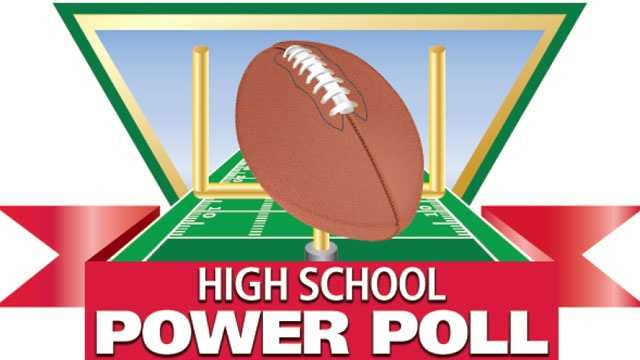NH High School Football Power Poll