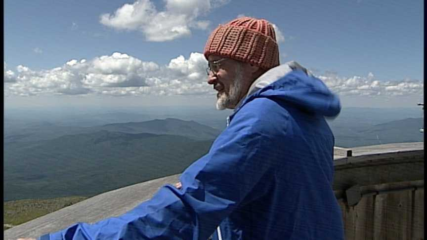 Monday September 3rd: stepping down from the summit