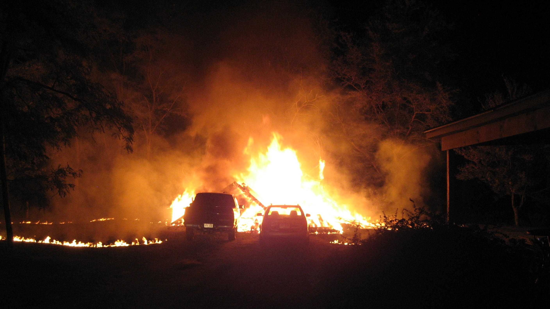 Bradford Sunset Lane fire