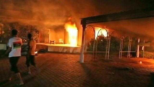 Violence in Libya
