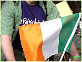 You have Irish ancestry. (21.8 percent of New Hampshire residents reported having Irish ancestry, while 17.9 percent have English ancestry, and another 16.1 percent have French ancestry.)
