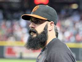 Wilson is a three-team All-Star and won a World Series while with the 2010 Giants. He is perhaps best-known for his large black beard.