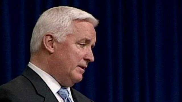 Tom Corbett, Pa. Gov.