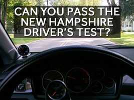 You may think you know the rules of the road, but what do you really remember from your driver's test?