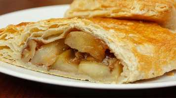 Apple turnovers.