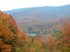 The second most popular choice was the Mt. Washington area. Check out this pretty shot!