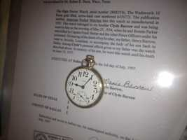 Clyde's pocket watch.