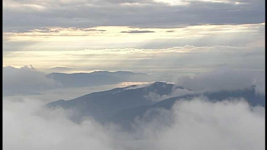 Monday October 1st: Mount Washington Sunrise