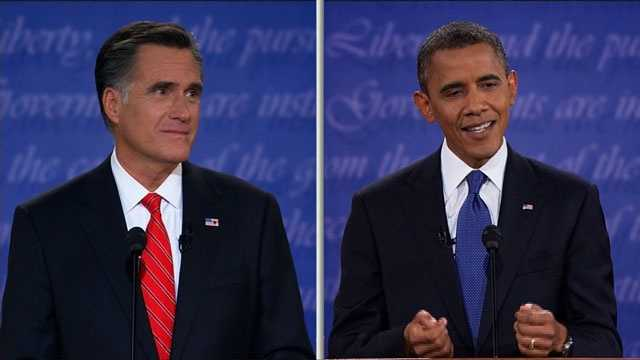 Romney-Obama debate