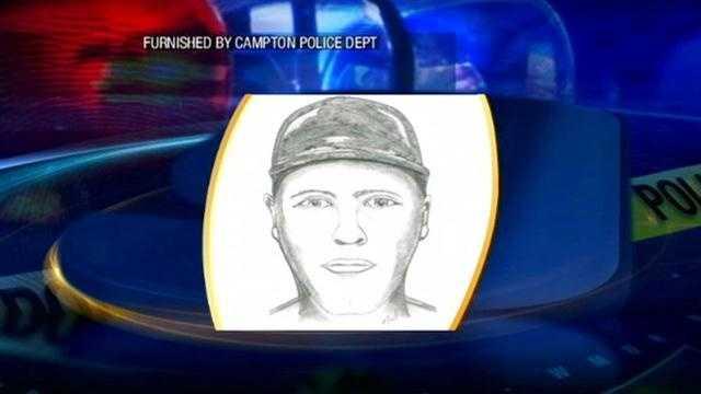 Police impersonator sketch