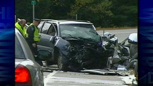 2009 Peterborough Toyota crash