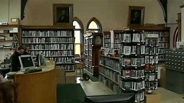 Minot-Sleeper Library in Bristol