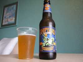 Wash it all down with the ever-popular pumpkin beer.