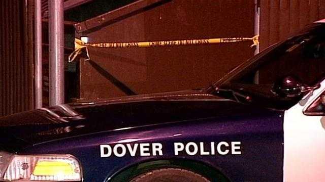 Dover apartment crime scene