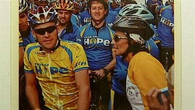 Plaistow cancer survivor reacts to Armstrong ruling
