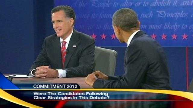 Analysis: A tale of two different debates