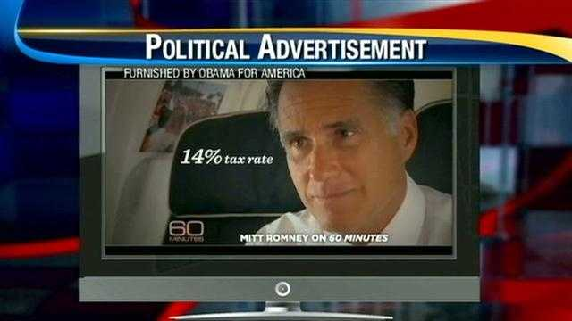 Fact-checking Obama campaign ad