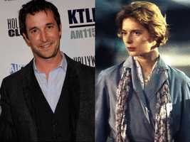 5) Noah and Isabella(Pictured: Actor Noah Wyle and Actress Isabella Rossellini)