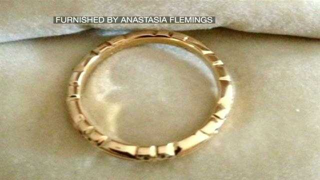 Stolen wedding ring