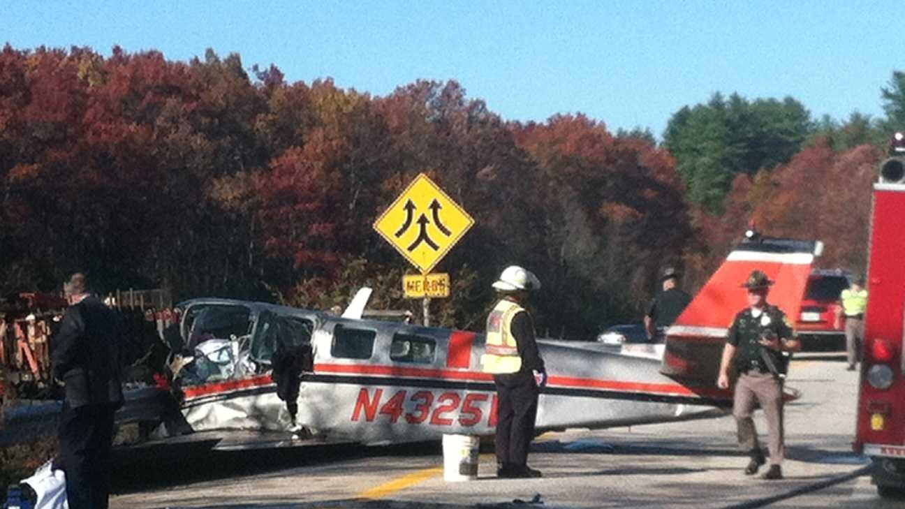Hooksett plane crash
