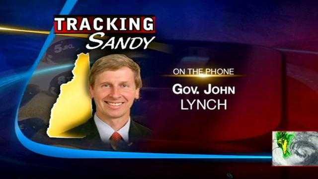 Gov. Lynch calls up NH National Guard members ahead of Sandy