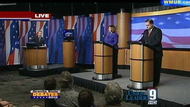 Shea-Porter Guinta debate