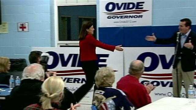 Republicans make big push in New Hampshire
